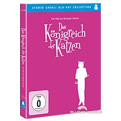 Das Königreich der Katzen (Studio Ghibli Collection) Blu-ray