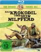Das Krokodil und sein Nilpferd Blu-ray
