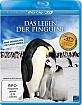 Das Leben der Pinguine 3D (Blu-ray 3D) Blu-ray