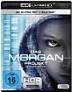 Das Morgan Projekt 4K (4K UHD + Blu-ray) Blu-ray