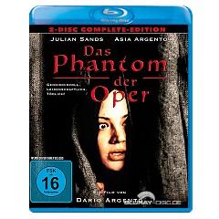 Das Phantom der Oper (1998) (2-Disc Complete-Edition) Blu-ray