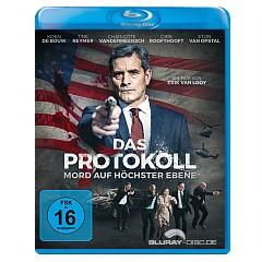 Das Protokoll - Mord auf höchster Ebene Blu-ray