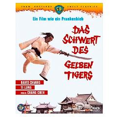 Das Schwert des gelben Tigers Blu-ray