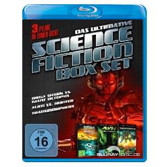 Das Ultimative Science Fiction Boxset Blu-ray