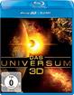 Das Universum 3D (Blu-ray 3D) Blu-ray