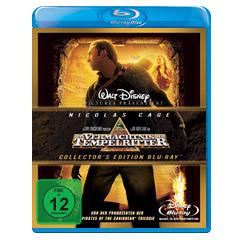 Das Vermächtnis der Tempelritter - Collectors Edition Blu-ray