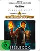 Das Vermächtnis des geheimen Buches (Limited Steelbook Edition) Blu-ray