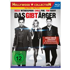 Das gibt Ärger (Single Edition) Blu-ray