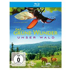 Das grüne Wunder - Unser Wald Blu-ray