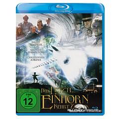 Das letzte Einhorn kehrt zurück (Neuauflage) Blu-ray