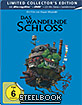 Das wandelnde Schloss (Studio Ghibli Collection) (Limited Steelbook Edition) Blu-ray