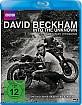 David Beckham - Into the Unknown Blu-ray