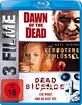Dawn of the Dead / Der verbotene Schlüssel / Dead Silence (Triple Pack) Blu-ray