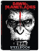 Dawn of the Planet of the Apes 3D (2014) - Steelbook (KR Import ohne dt. Ton) Blu-ray