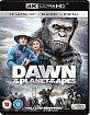 Dawn of the Planet of the Apes (2014) 4K (4K UHD + Blu-ray + UV Copy) (UK Import) Blu-ray