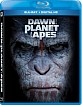 Dawn of the Planet of the Apes (2014) (Blu-ray + Digital Copy + UV Copy) (CA Import ohne dt. Ton) Blu-ray