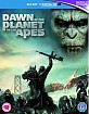 Dawn of the Planet of the Apes (2014) (Blu-ray + UV Copy) (UK Import ohne dt. Ton) Blu-ray
