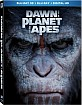 Dawn of the Planet of the Apes 3D (2014) (Blu-ray 3D + Blu-ray + Digital Copy + UV Copy) (CA Import ohne dt. Ton) Blu-ray