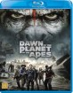 Dawn of the Planet of the Apes (DK Import) Blu-ray