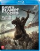 Dawn of the Planet of the Apes (NL Import) Blu-ray
