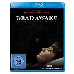 Dead Awake - Wenn du einschläfst bist du tot Blu-ray