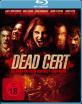 Dead Cert (2010) Blu-ray