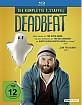Deadbeat - Die komplette 1. Staffel Blu-ray