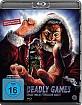Deadly Games - Stille Nacht / Tödliche Nacht Blu-ray