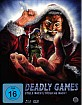 Deadly Games - Stille Nacht / Tödliche Nacht (Limited Digipak Edition) Blu-ray