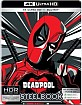 Deadpool (2016) 4K - Best Buy Excl. 2-Year Anniversary Edition Steelbook (4K UHD + Blu-ray + UV Copy) (US Import ohne dt. Ton) Blu-ray