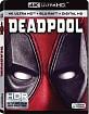 Deadpool (2016) 4K (4K UHD + Blu-ray + UV Copy) (US Import ohne dt. Ton) Blu-ray