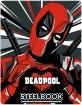 Deadpool (2016) 4K - Zavvi Exclusive Steelbook (4K UHD + Blu-ray) (UK Import) Blu-ray