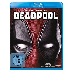 Deadpool (2016) (Blu-ray + UV Copy) Blu-ray