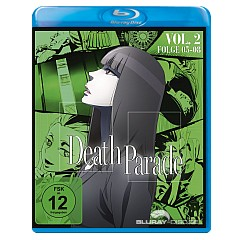 Death Parade - Vol. 2 (Limited Edition) Blu-ray