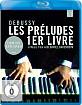 Debussy - Les Préludes (Barenboim) Blu-ray