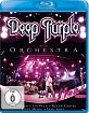 Deep Purple with Orchestra - Live at Montreux 2011 (Neuauflage) Blu-ray