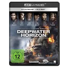 Deepwater Horizon 4K (4K UHD + Blu-ray) Blu-ray