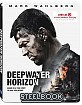 Deepwater Horizon - Target Exclusive Steelbook (Blu-ray + DVD + UV Copy) (Region A - US Import ohne dt. Ton) Blu-ray