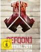 Defqon 1 Festival 2011 (inkl. DVD + CD) Blu-ray