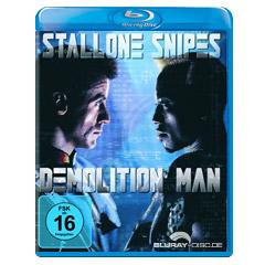 Demolition Man Blu-ray