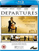 Departures (UK Import ohne dt. Ton) Blu-ray
