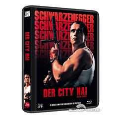 Der City Hai - Limited Mediabook Edition (Cover A) Blu-ray