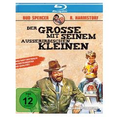 Der Grosse mit seinem ausserirdischen Kleinen Blu-ray