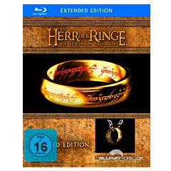 Der Herr der Ringe - Trilogie (Limited Extended Edition) Blu-ray