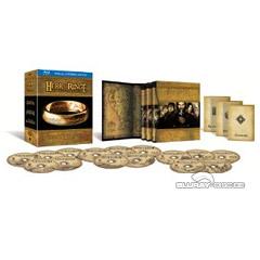 Der Herr der Ringe - Trilogie (Extended Edition) (Überarbeitete Fassung) Blu-ray