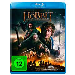 Der Hobbit: Die Schlacht der Fünf Heere (Blu-ray + UV Copy) Blu-ray