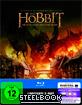 Der Hobbit: Die Schlacht der Fünf Heere (Limited Edition Steelbook) (Blu-ray + UV Copy) Blu-ray