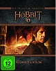 Der Hobbit: Die Trilogie 3D - Extended Version (Blu-ray 3D + Blu-ray + UV Copy) Blu-ray