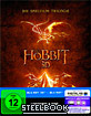 Der Hobbit: Die Trilogie 3D (Limited Edition Steelbook + Bilbo's Journal) (Blu-ray 3D + Blu-ray + UV Copy) Blu-ray