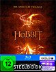 Der Hobbit: Die Trilogie (Limited Edition Steelbook + Bilbo's Journal) Blu-ray
